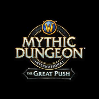 The Great Push Logo