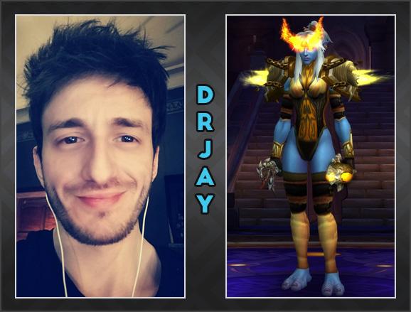 Player Spotlight: Drjay   Raider IO