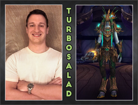 Player Spotlight: Turbosalad | Raider IO